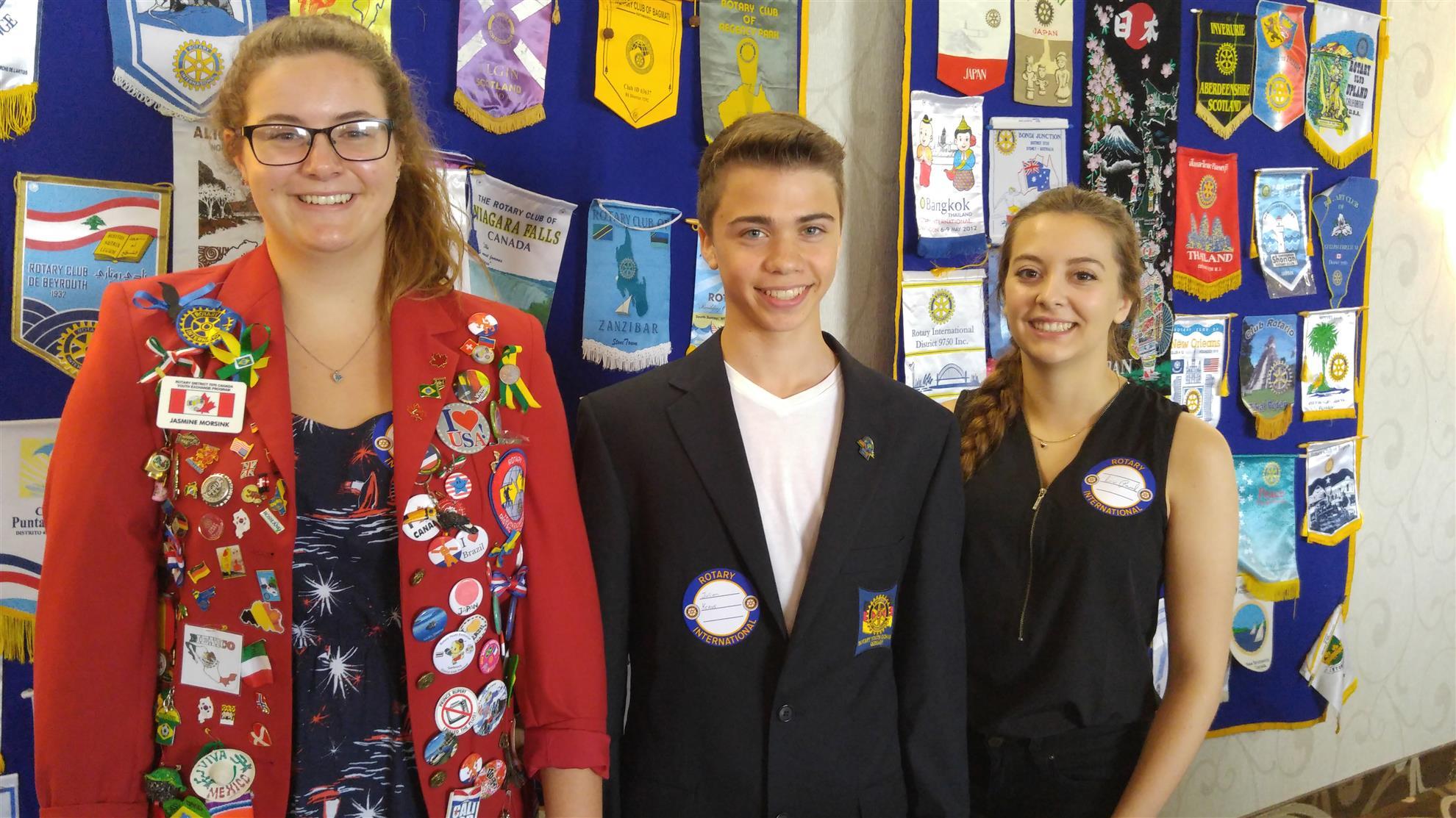 Rotary-Exchange-Students